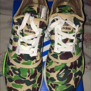 bb54e3c95 Men s Adidas Nmd Bape on Poshmark